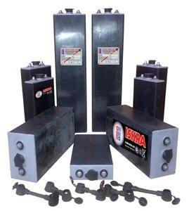 Элементы 6 PzSH 390 Ah для тяговых аккумуляторов