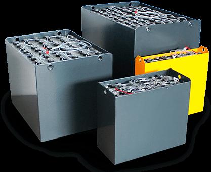 Тяговый аккумулятор 80В 575А/ч для LINDE E25S