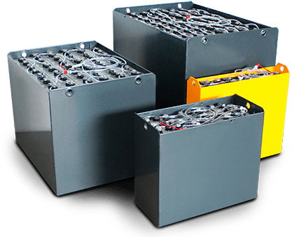 Тяговый аккумулятор 48В 400А/ч для HELI QYD50S